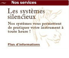 installer systeme silencieux pour piano